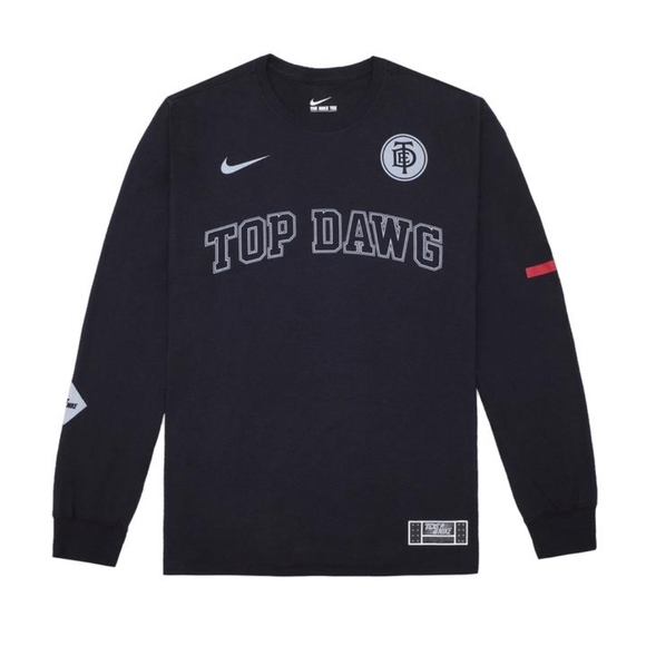 TDE x NIKE L/S Shirt